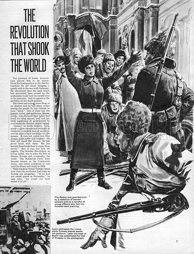 Rebellion! The Revolution That Shook the World.