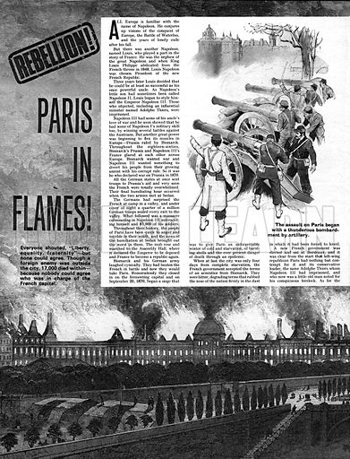Rebellion! Paris in Flames!.