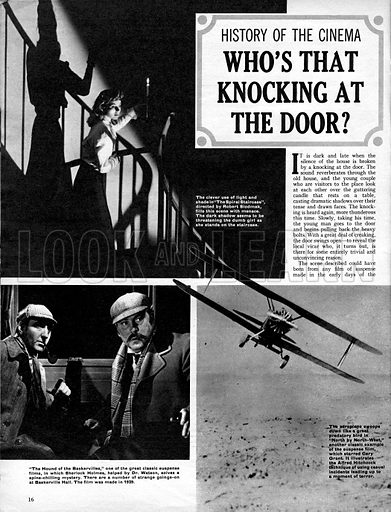 History of the Cinema: Who's That Knocking at the Door?.