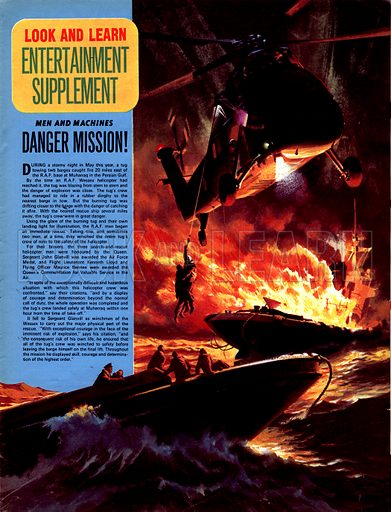 Men and Machines: Danger Mission!.