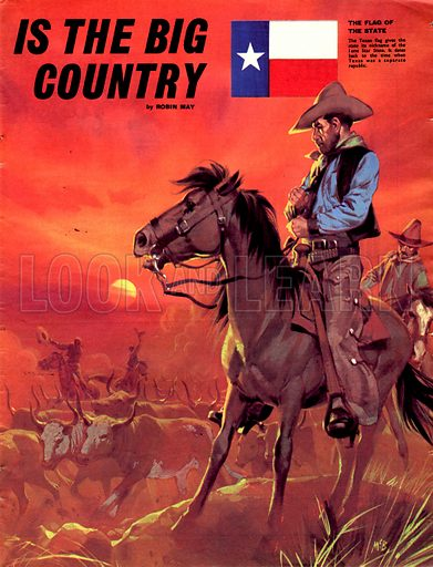 The Making of America: Here is the Big Country.