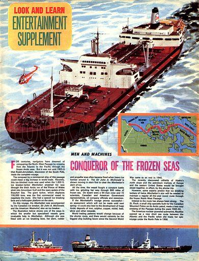 Men and Machines: Conqueror of the Frozen Seas.