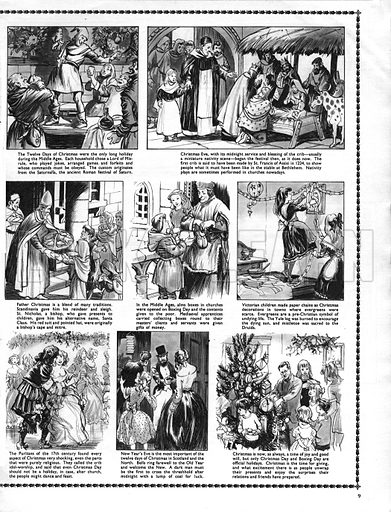 Ring Out the Bells! Christmas celebrations through the ages.