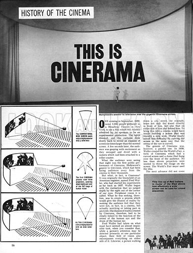 History of the Cinema: This is Cinerama.