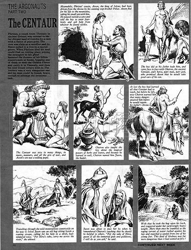 The Argonauts: The Centaur.