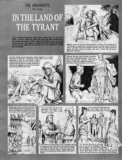 The Argonauts: In the Land of the Tyrant.