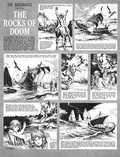 The Argonauts: The Rocks of Doom.