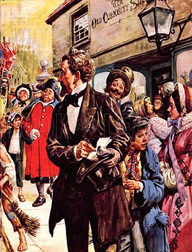 The Man and the Moment: Charles Dickens – Friend of the Needy.