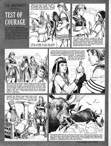 The Argonauts: Test of Courage.