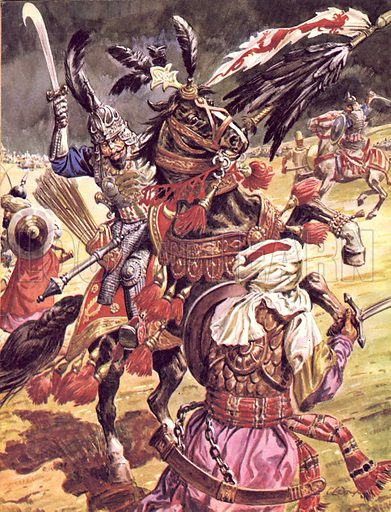 The Man and the Moment: Tamerlane's Last Battle.