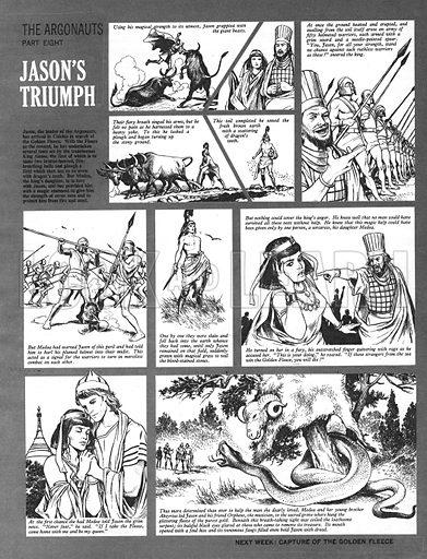 The Argonauts: Jason's Triumph.