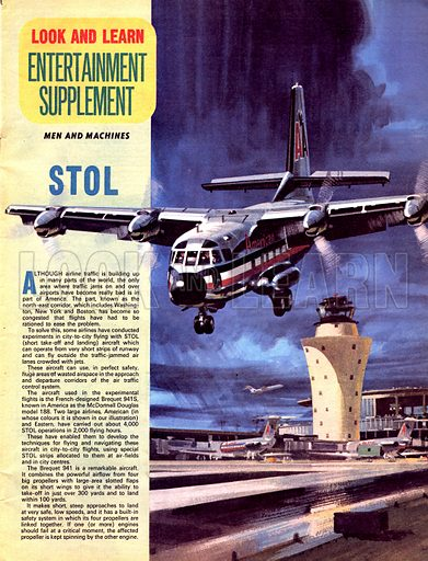 Men and Machines: STOL.