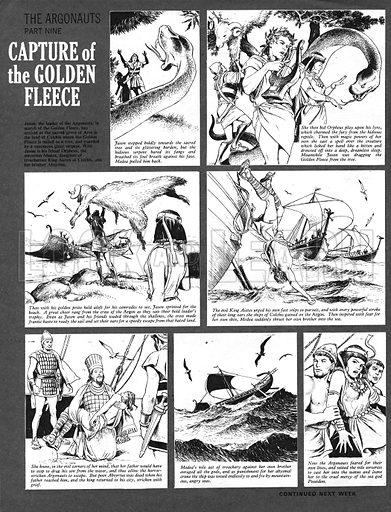 The Argonauts: Capture of the Golden Fleece.
