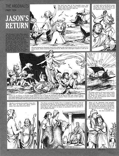 The Argonauts: Jason's Return.