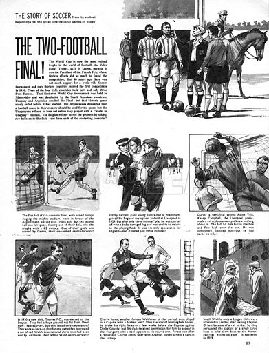 The Story of Soccer: The Two-Football Final!.