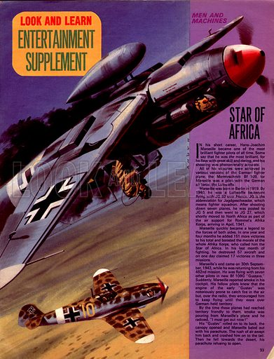 Men and Machines: Star of Africa.