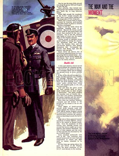 The Man and the Moment: Trechard -- Father of the RAF.