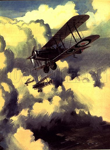 Bristol F-2B, picture, image, illustration