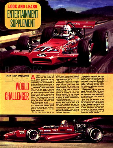 Men and Machines: World Challenger.