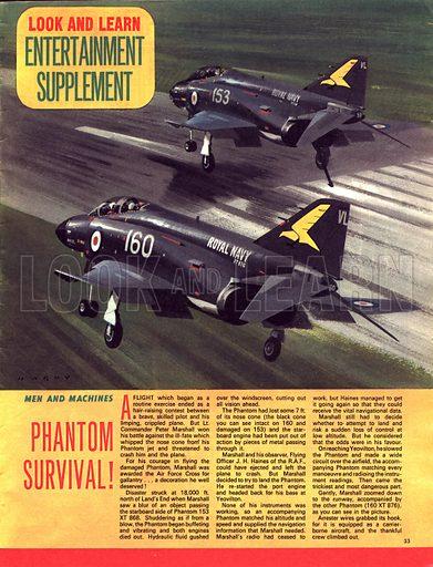 Men and Machines: Phantom Survival!.