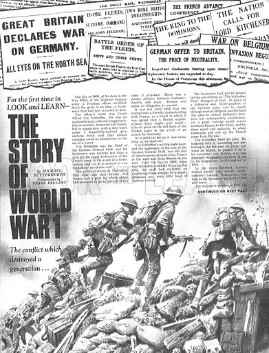 The Story of World War I.