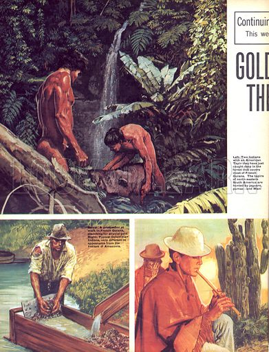 The Story of South America: Gold and the Devil.