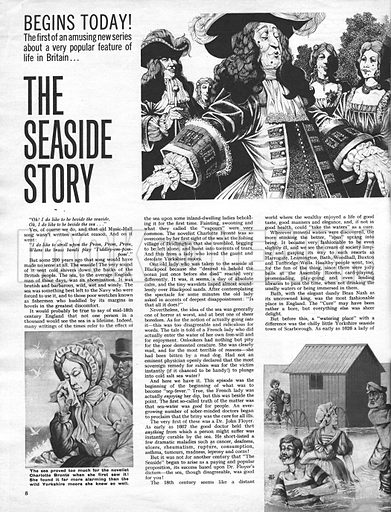 The Seaside Story.