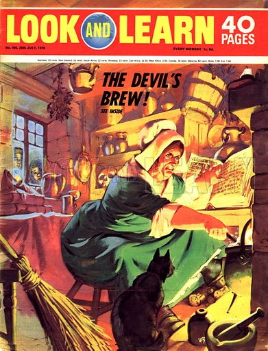 The Devil's Brew.