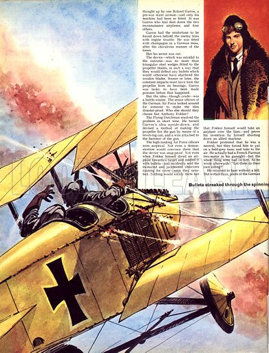 The Story of World War One: War in the Air.