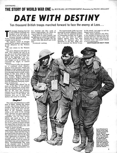 The Story of World War One: Date With Destiny.