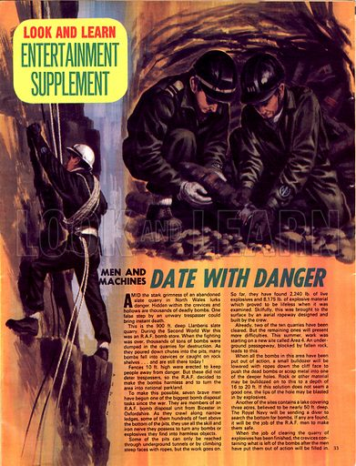 Men and Machines: Date With Danger.