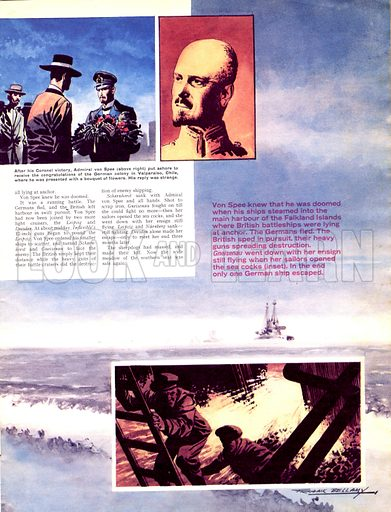The Story of World War One: The Menace of the Southern Oceans.