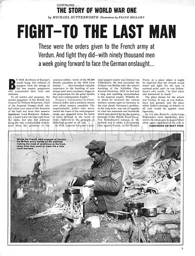 The Story of World War One: Fight -- to the Last Man.
