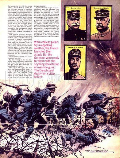 The Story of World War One: A Bitter Failure.