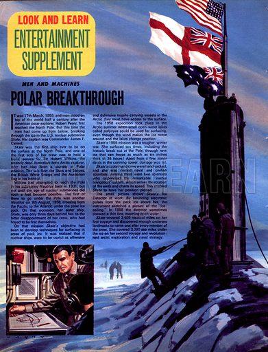 Men and Machines: Polar Breakthrough.