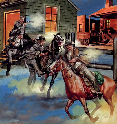 The Truth behind the Legend: Billy the Kid -- the infamous gunman.
