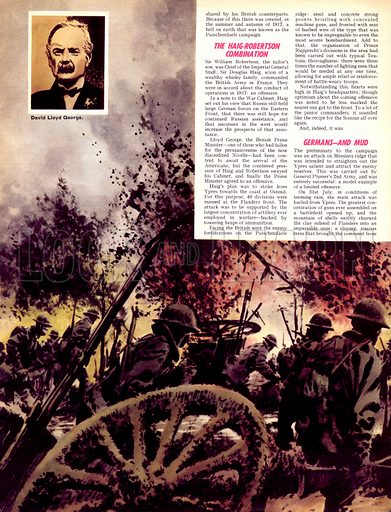 The Story of World War One: An Army in Revolt.