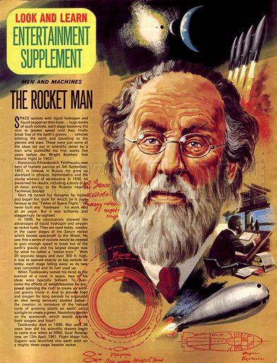 Men and Machines: The Rocket Man.