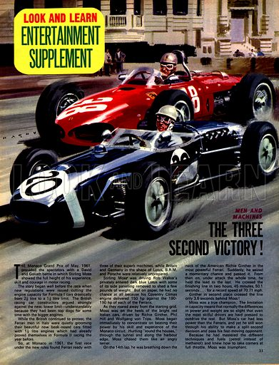 Men and Machines: The Three Second Victory!.
