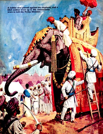 Twilight of an Empire: The War-Scheme of the Sikhs.