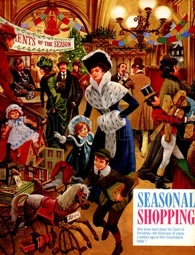 Seasonal Shopping.