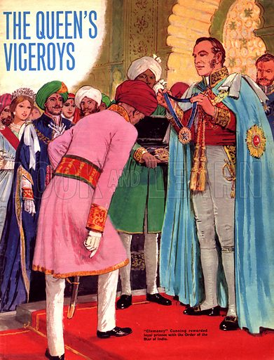 Twilight of an Empire: The Queen's Viceroys.