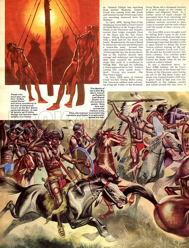When the Red Man Rode: The Sioux.