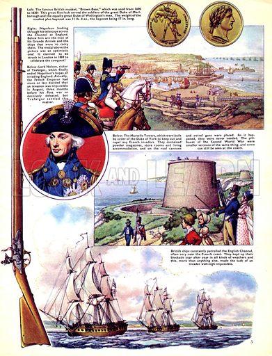 Our Island Fortress: Napoleon's Dream.