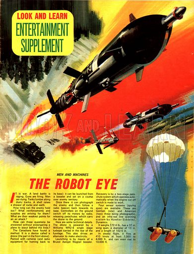 Men and Machines: The Robot Eye.