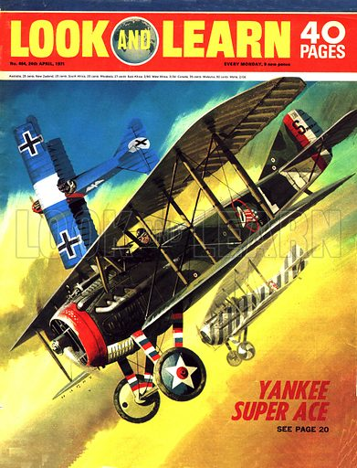 Freedom of the Skies: Yankee Super Ace.