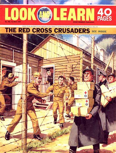 The Red Cross Crusaders.
