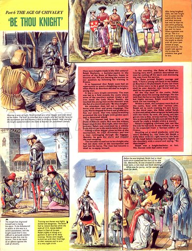 The Age of Chivalry: 'Be Thou Knight'.