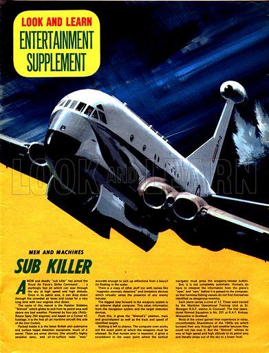 Men and Machines: Sub Killer.