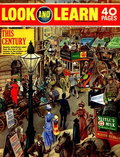 This Century: Seventy Tumultuous Years.